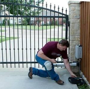 Driveway Gate Repair Davie